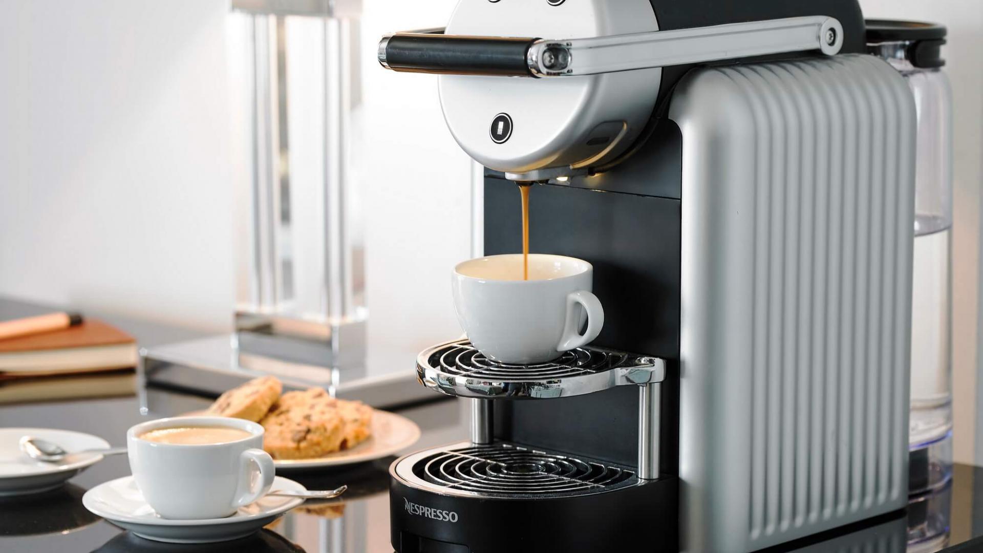 Nespresso-apparaat
