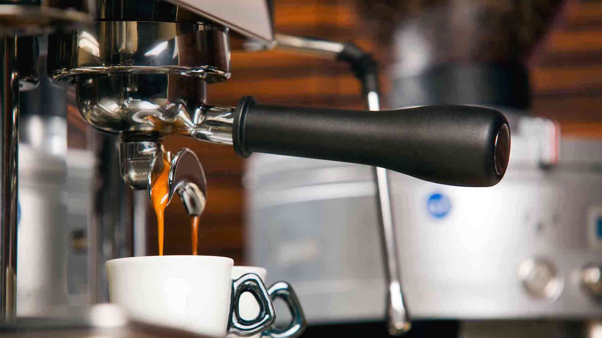 Nespresso-machines
